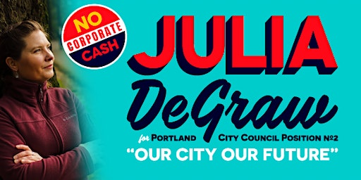 Julia's Campaign Launch (and Birthday) Party!