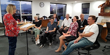 Become a Confident Speaker with Bay Harbour Toastmasters tickets