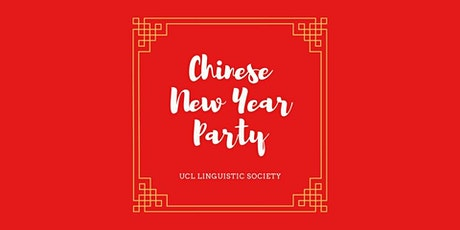 LingSoc Chinese New Year tickets