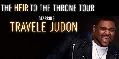 Travele Judon's Heir to the Throne Tour tickets