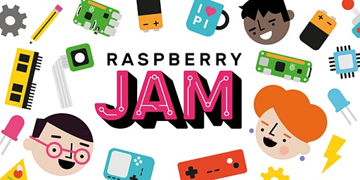 Jaycar Makerhub presents Raspberry Jam on Broadway