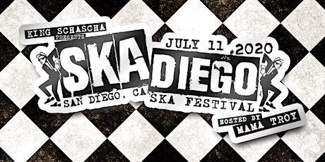 Ska Diego 2020 tickets