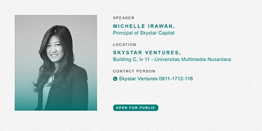 """STARTALK  """"Preparing Business To The 2020 Trends"""" with Skystar Ventures"""