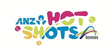 In2Tennis - Hot Shots - Delahey Tennis Club tickets