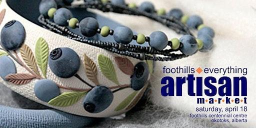 """Foothills """"Everything Artisan"""" Market"""