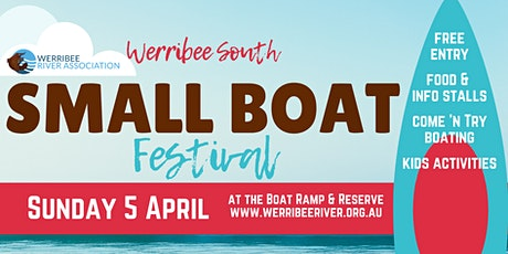 Small Boat Festival tickets