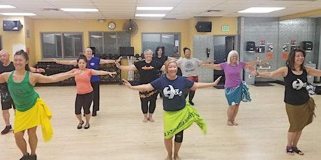Hot Hula Fitness, Meditation, Nutrition 101, Health and Wellness tickets