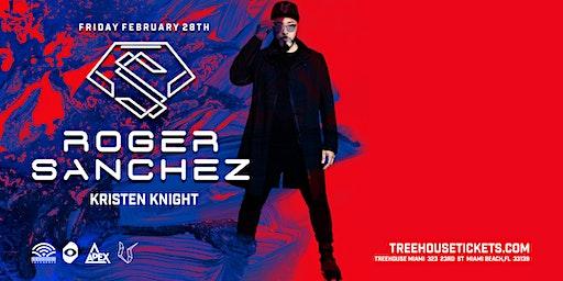 Roger Sanchez @ Treehouse Miami