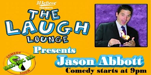 Lentini's Laugh Lounge Presents Comedian Magician Jason Abbott