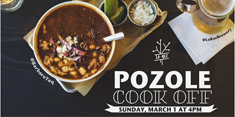 Pozole Cook Off 2020 tickets