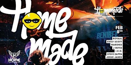 Homemade Saturdays - 8th February 2020 tickets
