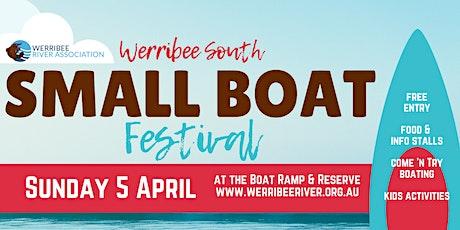 Small Boat Festival tickets