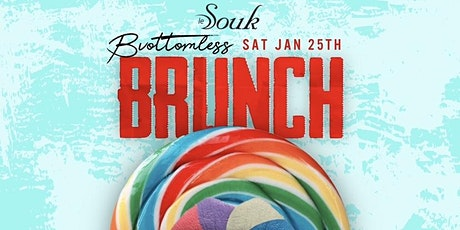 Brunch is Back!! Party Bottomless Brunch at Le Souk (Saturday) tickets
