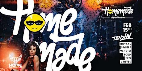Homemade Saturdays - 15th February 2020 tickets