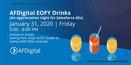 Year-end Party with AFDigital tickets
