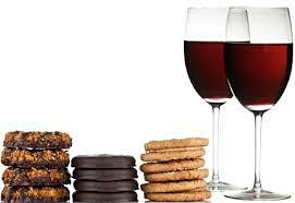Wine & Girl Scout Cookie Pairing