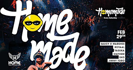 Homemade Saturdays - 29th February 2020 tickets