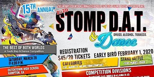 2020 StompDAT & Dance