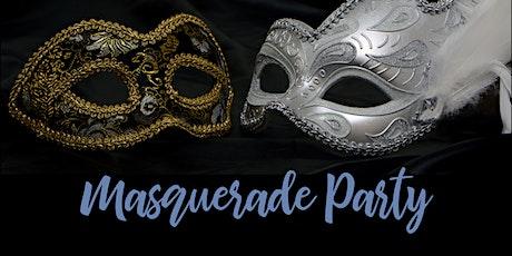 Irving Art Association Masquerade Ball tickets
