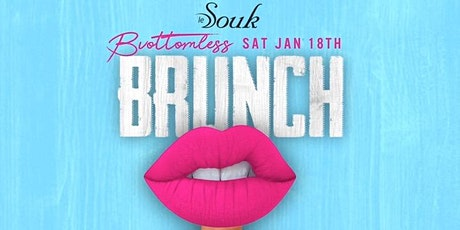 Brunch is Back!! Party Bottomless Brunch at Le Souk (Sunday) tickets