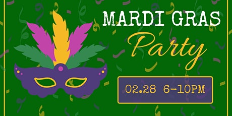 Mardis Gras Party at 7 Locks Brewing tickets