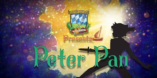 Peter Pan- presented by Frankenmuth Farmers Market (Saturday)