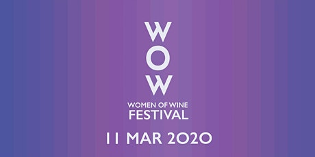 Women of Wine Festival 2020 tickets