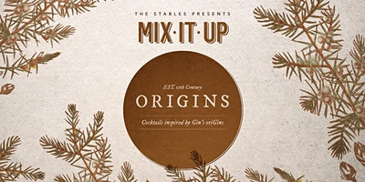 Mix It Up: Ori-GINS