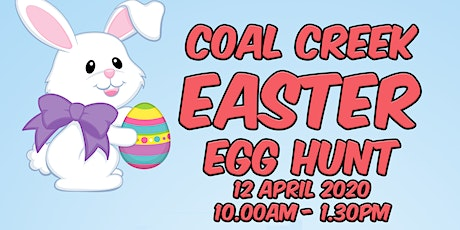 Coal Creek Easter Egg Hunt tickets