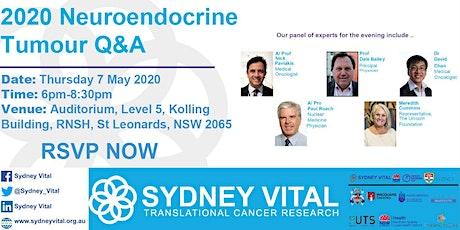 2020 Neuroendocrine Tumour Q&A Session tickets