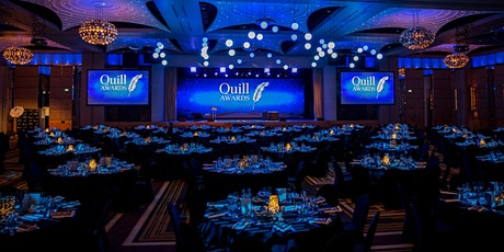 2019 Quill Awards Dinner tickets