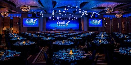 2019 Quill Awards Dinner