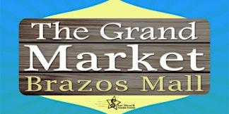 The Grand Mark Brazos Mall (October 3-4)