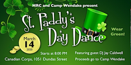 St. Paddy's Day Dance tickets