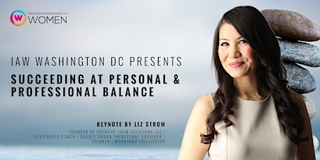 Succeeding at Personal & Professional Balance tickets