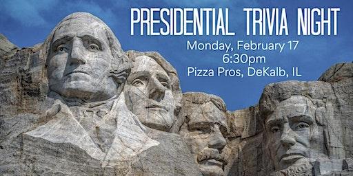 Presidential Trivia Night
