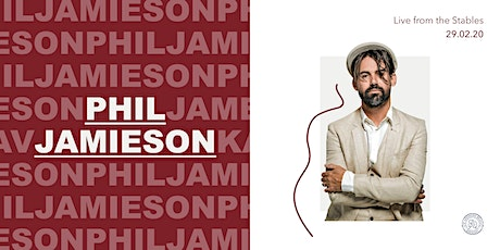Phil Jamieson (Grinspoon) Live from the Stables tickets