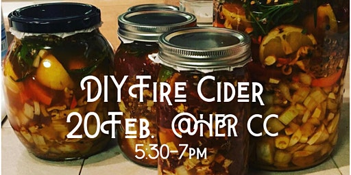 DIY Fire Cider!