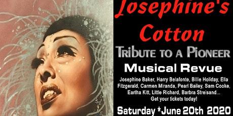Harlem Nights - Josephine's Cotton-The Revue tickets