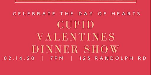 Cupid Valentines Dinner Show