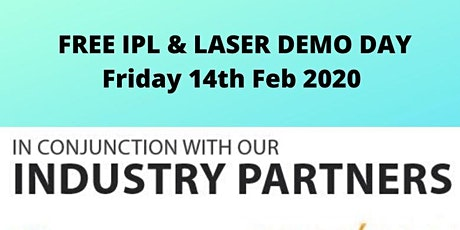 FREE IPL & LASER DEMO DAY - Hosted by NZ Laser Training  tickets