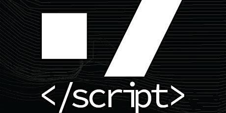 〈 / script 〉 2020 billets