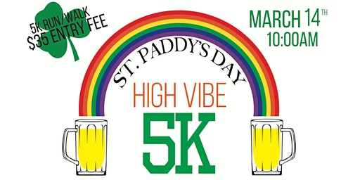 St. Paddy's 5K Run/Walk