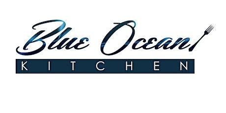 Blue Ocean Kitchen's Authentic Vegan Pop Up tickets