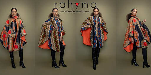 RAHYMA BLACK HISTORY MONTH  POP-UP SHOP DETROIT!