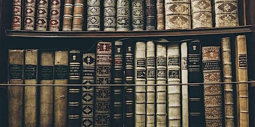 Rare Book Tour at Massey College