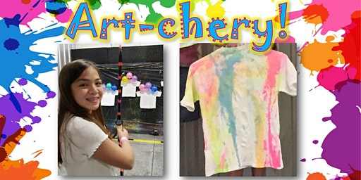 Art-chery! Splatter Art