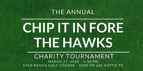 HHS Golf Tournament - Chip it in FORE the Hawks! tickets