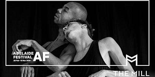 'Black Velvet' Contemporary Dance Masterclass with Tushrik Fredericks