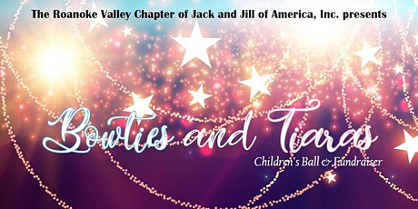 Bowties and Tiaras Children's Ball and Fundraiser tickets